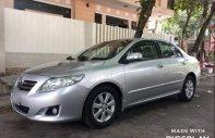 Cần bán gấp Toyota Corolla altis 2009, màu bạc số tự động giá 398 triệu tại Đà Nẵng