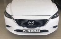 Bán Mazda 6 Premium sản xuất 2018, màu trắng giá 850 triệu tại Tp.HCM