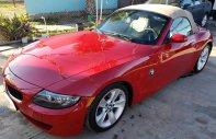Bán xe Bmw Z4 đời 2007 tự động màu đỏ, sport 2 chỗ giá 516 triệu tại Tp.HCM