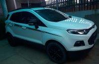 Bán Ford Ecosport Titanium đời 2017, màu trắng, giá 570tr giá 570 triệu tại Lâm Đồng