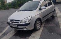 Bán gấp Hyundai Getz sản xuất năm 2008, màu bạc giá 155 triệu tại Lạng Sơn