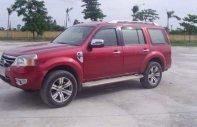 Bán xe Ford Everest sản xuất 2011, màu đỏ giá 520 triệu tại Hải Phòng
