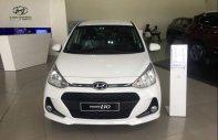 Bán xe Hyundai Grand i10 sản xuất 2019, màu trắng   giá 405 triệu tại Tp.HCM