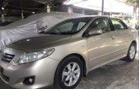 Bán lại xe Toyota Corolla altis 1.8G đời 2010, màu vàng cát giá 444 triệu tại Tp.HCM