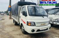 Xe tải nhẹ JAC 1 tấn thùng 3m2 đời 2019 hỗ trợ trả góp giá 280 triệu tại Đồng Nai