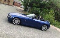 Bán xe Bmw Z4 model 2007 màu xanh mui xếp 2 chỗ giá 456 triệu tại Tp.HCM