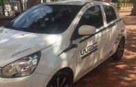 Gia đình bán Mitsubishi Mirage đời 2015, màu trắng, nhập khẩu giá 250 triệu tại Đắk Lắk