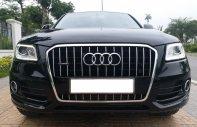 Bán Audi Q5 2.0 TFSI màu đen/ nâu, sản xuất cuối 2015 nhập Đức, đăng ký 2016 tên tư nhân giá 1 tỷ 595 tr tại Hà Nội