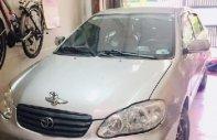 Cần bán xe Toyota Corolla J 1.3 MT sản xuất năm 2003, màu bạc, máy móc êm giá 210 triệu tại Tp.HCM