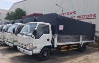 Đại lý chuyên bán xe tải Isuzu 3t5, hỗ trợ trả góp 90%, xe có sẵn giao ngay giá 480 triệu tại Tp.HCM