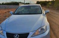 Cần bán lại xe Lexus IS 250 đời 2009, màu xanh lục, nhập khẩu nguyên chiếc giá 1 tỷ 150 tr tại Bình Thuận