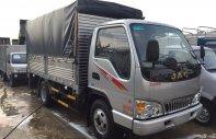 Thanh lý gấp xe tải JAC 2T4 ga cơ, đời 2017 mới 100%, chỉ cần trả trước 70tr nhận xe ngay giá 280 triệu tại Tp.HCM