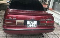 Cần bán Toyota Camry đời 1993, màu đỏ, giá 110tr giá 110 triệu tại Bình Phước