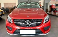 Mercedes AMG GLE43 sản xuất 2018 màu đỏ, đăng ký 2019 biển Hà Nội giá 4 tỷ 451 tr tại Hà Nội