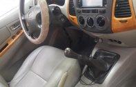 Cần bán lại xe Toyota Innova đời 2010, màu bạc giá 330 triệu tại Nam Định