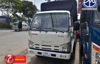Bán xe tải Isuzu 3t49 thùng 4m4 hỗ trợ trả góp giá 480 triệu tại Tiền Giang