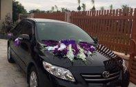 Cần bán Toyota Corolla Altis đời 2010, màu đen, xe đẹp giá 460 triệu tại Thanh Hóa