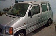 Bán ô tô Suzuki Wagon R 2007, màu bạc, nội thất bên trong còn rất mới giá 145 triệu tại Tp.HCM