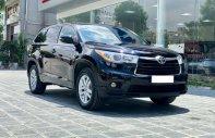 Bán Toyota Highlander LE 2.7 đời 2015, màu đen, xe nhập Mỹ cực đẹp LH: 0905098888 - 0982.84.2838 giá 1 tỷ 580 tr tại Hà Nội