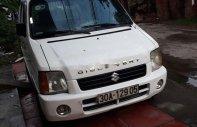 Bán Suzuki Wagon R năm 2002, màu trắng, nhập khẩu nguyên chiếc   giá 120 triệu tại Hưng Yên