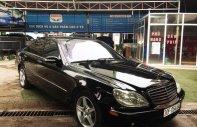 Gia đình bán xe Mercedes S350 sản xuất năm 2005, màu đen, xe nhập giá 485 triệu tại Hà Nội