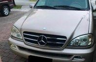 Bán Mercedes ML500 SX 2003, màu bạc chính chủ, giá tốt giá 345 triệu tại Tp.HCM