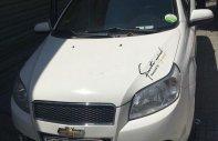 Chính chủ bán Chevrolet Aveo LT sản xuất năm 2015, màu trắng, BSTP giá 250 triệu tại Tp.HCM