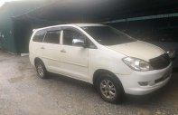 Bán Toyota Innova năm sản xuất 2006, màu trắng, nhập khẩu  giá 200 triệu tại Thanh Hóa