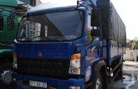 Thanh lý xe tải Howo 8t5 thùng 7m ga cơ, trả góp 190 triệu nhận xe giá 446 triệu tại Trà Vinh