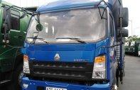 Thanh lý xe tải Howo 7T5, thùng 6m2 ga cơ, trả trước 180 triệu nhận xe giá 383 triệu tại Cần Thơ