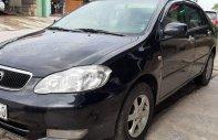 Bán Toyota Corolla altis đời 2002, màu đen, 225tr giá 225 triệu tại Hà Nội