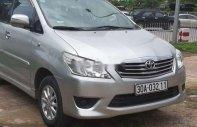 Cần bán Toyota Innova đời 2013, màu bạc, tất cả nguyên bản hết giá 485 triệu tại Hà Nội