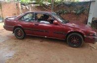Cần bán lại xe Honda Accord sản xuất trước năm 1989, màu đỏ, nhập khẩu, máy móc đang rất ổn định giá 49 triệu tại Đắk Lắk