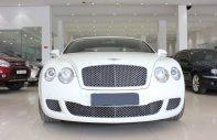 Bán xe Bentley Continental GT Speed 6.0L model 2010, màu trắng, nhập khẩu giá 4 tỷ 315 tr tại Tp.HCM