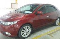 Bán Kia Forte đời 2011, màu đỏ còn mới giá 390 triệu tại Tp.HCM