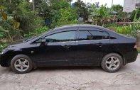 Bán Honda Civic sản xuất năm 2008, màu đen chính chủ giá 275 triệu tại Hải Phòng