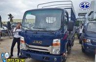 Bán xe tải JAC 1T9 thùng 4m3 động cơ Isuzu chỉ cần trả trước 100 triệu. giá 380 triệu tại Bình Dương