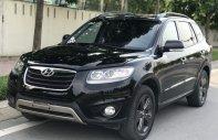 Hyundai SantaFe 2.0AT Diesel năm 2012, màu đen giá 683 triệu tại Hà Nội