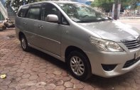 Bán ô tô Toyota Innova 2.0 MT đời 2012, màu bạc, biển Hà Nội, không chạy dịch vụ giá 419 triệu tại Hà Nội
