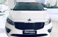 Bán xe Kia Sedona năm sản xuất 2019, màu trắng giá 1 tỷ 209 tr tại Bình Dương