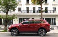 Bán xe Ford Everest Titanium 4x4 Bi-Turbo đời 2019, màu đỏ, nhập khẩu giá 1 tỷ 349 tr tại Tp.HCM