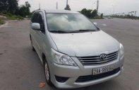 Bán Toyota Innova E đời 2013, màu bạc chính chủ, giá chỉ 460 triệu giá 460 triệu tại Hà Nội