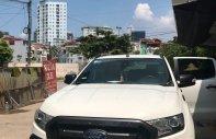 Bán Ford Ranger sản xuất 2017, màu trắng, nhập khẩu giá 750 triệu tại Hà Nội