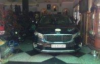 Bán Kia Sedona 2018, màu đen, xe ít sử dụng giá 1 tỷ 100 tr tại Đồng Nai