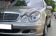 Cần Bán xe Mercedes E240 Classic, Model 2005, màu Bạc, nhập Đức! giá 335 triệu tại Tp.HCM