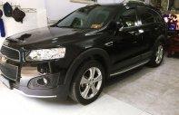 Bán Chevrolet Captiva sản xuất năm 2015, màu đen, chính chủ giá 580 triệu tại Tp.HCM