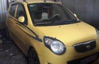 Cần bán lại xe Kia Morning SX 1.1 MT Sport đời 2011, màu vàng  giá 220 triệu tại Tp.HCM