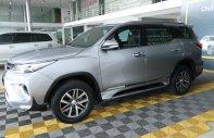 Bán xe Toyota Fortuner 2.7AT 4WD đời 2017, màu bạc, nhập khẩu giá 1 tỷ 96 tr tại Tp.HCM