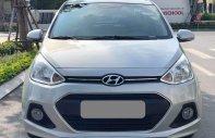 Bán Hyundai i10 số sàn 2017, bản 1.2 màu bạc, nhập Hàn giá 336 triệu tại Tp.HCM