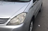 Cần bán Toyota Innova G năm sản xuất 2009, màu bạc số sàn giá 345 triệu tại Hà Nội